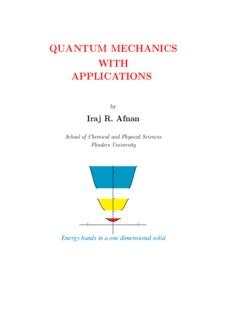 Pdf quantum mechanics bransden