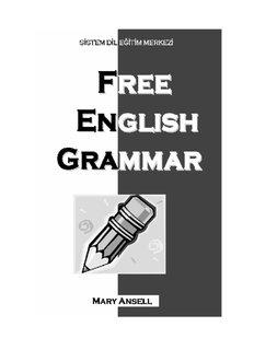 Free English Grammar Books Pdf Format