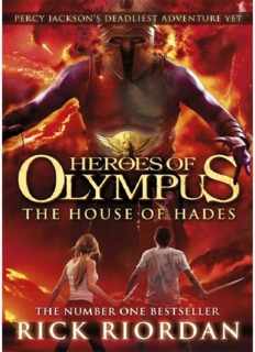 The House Of Hades By Riordan Rick Pdf Drive