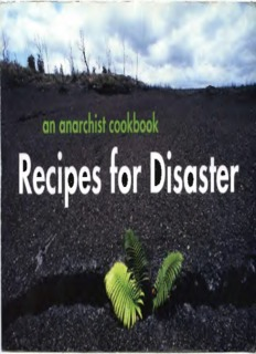 Anarchist Cookbook 2009 Pdf