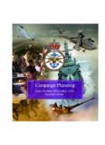 JDP 5-00: Campaign Planning (Second edition, change 2) - Gov.UK