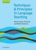Techniques in language Teaching