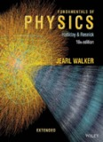 Fundamentals of Physics Textbook