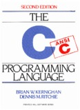 The C Programming Language (Second Edition)