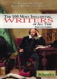 The 100 Most Influential Writers of All Time.