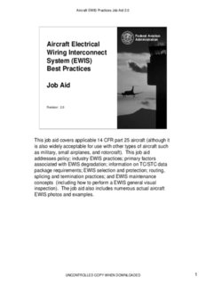 aircraft electrical wiring interconnect system ewis best pdf 176 rh pdfdrive com Aircraft Wiring Practices Aircraft Wiring Practices
