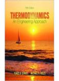 Thermodynamics - Cengel and Boles