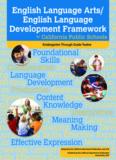 English Language Development