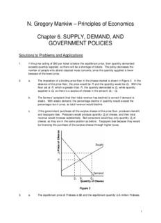 Of mankiw pdf principles economics