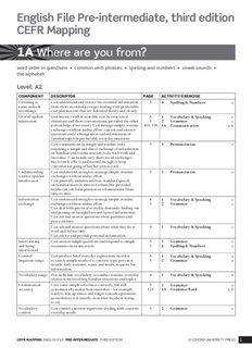 Pdf pre english file intermediate workbook