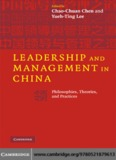 Leadership and Management in China
