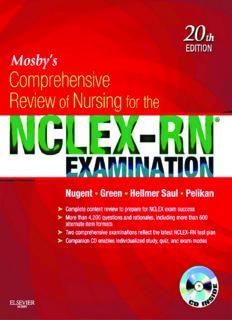Lippincotts Q&a Review For Nclex-rn Pdf
