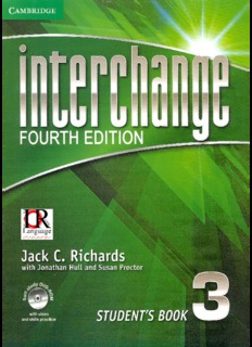 Interchange 1 4th Edition Pdf