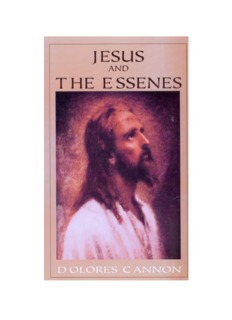 jesus and the essenes dolores cannon download 274 pages free