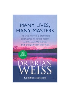 Same Soul Many Bodies By Dr Brian Weiss Pdf