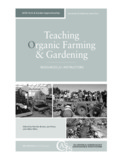Teaching Organic Farming & Gardening