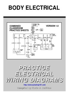 combined electrical wiring diagram workbook autoshop 101 by kevin rh pdfdrive com