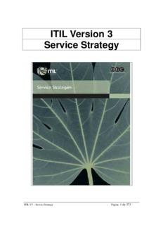Download itil operation v3 service ebook