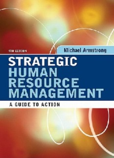 Strategic Human Resource Management: A Guide to Action