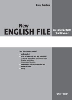 English File 3rd Edition Intermediate Teachers Book Pdf