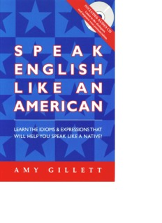 An speak english .pdf like american