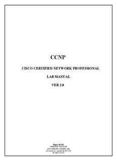 Lab ccna manual pdf 200-120