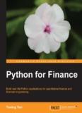 Python for Finance Yuxing Yan