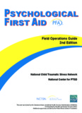 Psychological First Aid Manual (PFA) - Child Trauma