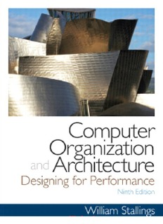 Pdf File Of Computer Organization And Architecture