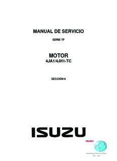manual isuzu 4ja1 4jh1 pdf pdf drive rh pdfdrive com 1990 Isuzu Trooper isuzu kb 250 workshop manual
