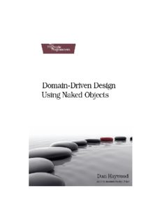 Domain Driven Design Using Naked Objects Pdf By Dan Haywood Pdf Drive