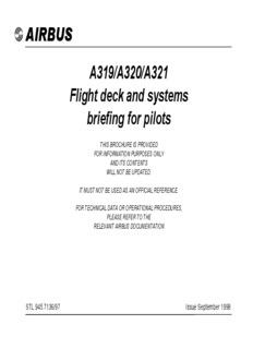 a319 a320 a321 smartcockpit pdf free 223 pages rh pdfdrive com Smart Cockpit 737 Audi TT
