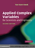 Applied Complex Variables for Scientists and Engineers, Second Edition