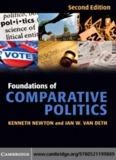 Cambridge Textbooks in Comparative Politics
