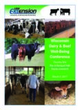 Wisconsin Dairy & Beef Well-Being Conference