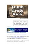 Think And Grow Rich by Napoleon Hill - Meetup