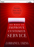 101 Ways to Improve Customer Service.PDF