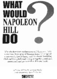 What Would Napoleon Hill Do? - PDF Archive