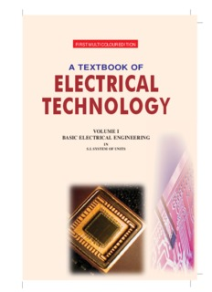 Electrical Engineering Textbook Pdf: A Textbook of Electrical Technology Volume I u2013 Basic Electrical rh:pdfdrive.com,Design