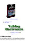 1-100 Transistor circuits . pdf - Talking Electronics