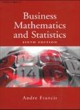 Business Mathematics and Statistics, Sixth Edition