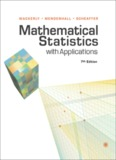 Mathematical Statistics with Applications, 7th Edition