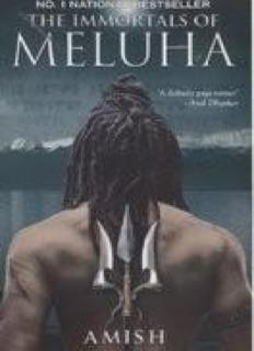 The Immortals Of Meluha By Amish Tripathi Pdf