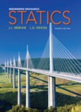 Engineering Mechanics – Statics by Meriam and Kraige