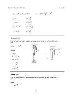 engineering mechanics dynamics 11th edition pdf drive rh pdfdrive com solution manual dynamics meriam kraige 7th meriam dynamics solution manual 7th edition