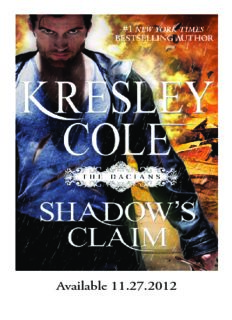 Shadows Claim Kresley Cole Pdf