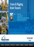 Crane & Rigging Brain Teasers