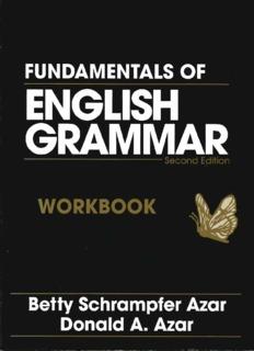 English grammar pdf basic azar