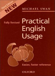 Usage practical pdf english