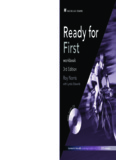 Download the Ready for First Workbook - Macmillan English